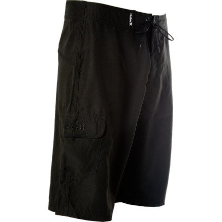 Surf Subtlety pays when you only have one pair of shorts to wear every day. The Hurley Mens One & Only Board Short helps you pull off surfer poverty with a subtle design that wont make it obvious that youre wearing the same shorts day after day. - $23.67