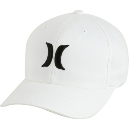 Surf Your one wish in this one life is to find the one hat that will make you one. Feast your eyes on the Hurley One And Only White Hat and let its brim shield your eyes from the menacing sun. - $24.95