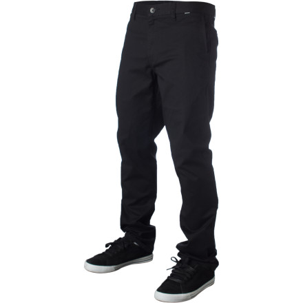 Surf You have enough jeans, already. Try something a little different. The Hurley Corman 2.0 Pant has the same slim fit that you like in your jeans, only it's not so denim-blue. - $27.48