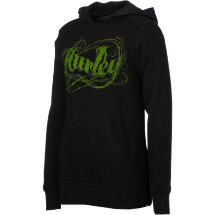 Surf Hurley Daytons Pullover Hoodie - Boys' - $11.84