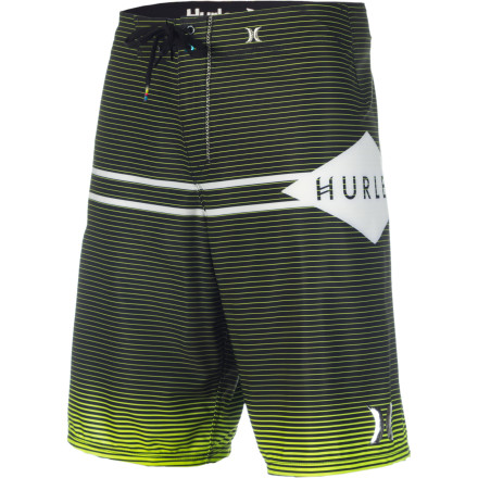 Surf The Hurley Phantom Version Board Shorts are a whole lot more than just another pair of boardies. High-tech fabric and performance-driven design keep you feeling good so you can focus on nailing waves. - $38.97