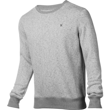 Surf Hurley Retreat Crew Sweatshirt - Men's - $29.67