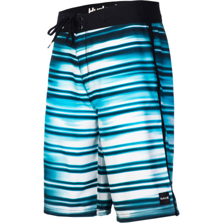 Surf Hit the surf in the long-cut (22-inch) Hurley Change Boardshort and you won't have to worry about your knobby knees popping up on TV later. The combination of two-way stretch fabric and Hurley's patented EZ Fly closure make the Change the most comfortable short you've ever worn. - $43.96