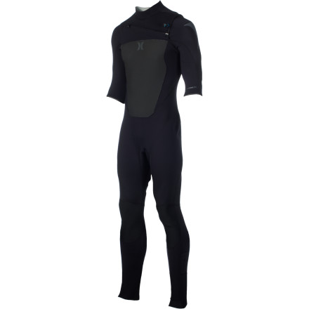 Surf The sun is shining and the sand is hot, but the current is keeping the water on the cool side. For sunrise-to-sunset sessions throw on the Hurley Fusion 202 Men's Chest Zip Wetsuit and hit the water early. 2mm Exoflex neoprene keeps you warm enough to be in the water all day without getting too hot, and it's super-stretchy so you never feel like you're being restricted whether you're paddling out or getting barreled. - $179.51
