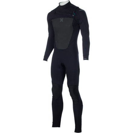 Surf The temps may be dropping as summer leaves you behind, but that's not going to stop you from continuing to get after it every day with the Hurley Fusion 302 Men's Chest-Zip Wetsuit. Hollow fibers in the chest and back panels trap more air for increased thermal efficiency so your core stays warm during long sessions in chilly water. - $211.46