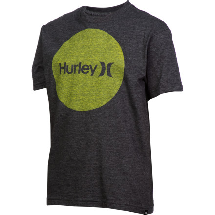 Surf Hurley Krush and Only T-Shirt - Short-Sleeve - Boys' - $10.98