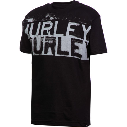 Surf Hurley Brandage T-Shirt - Short-Sleeve - Boys' - $8.98