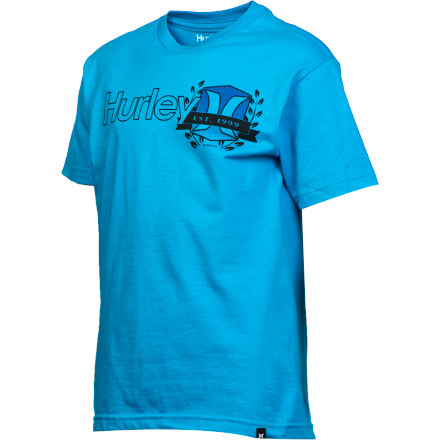 Surf Hurley One and Only Plus T-Shirt - Short-Sleeve - Boys' - $8.08
