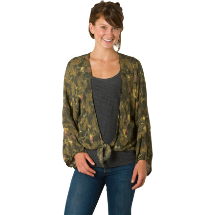 Surf If digging through your mom's closet isn't doing you any good, check out the Insight Women's Love Shack Throw Sweater. Your madre may have tossed out all of her awesome '90s clothes, but Insight has your back with this easy throw-over shirt with wide sleeves and loose, flowy fit. - $12.99