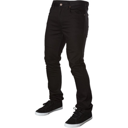 Surf You have to earn your place in the underground organization. That's okay with you, because you can wear the Insight Stooge Denim Pant and make deliveries while the higher-ranking guys have to wear suits and 'take care' of people. Instead, this slim denim pant lets you keep your business casual. - $35.97