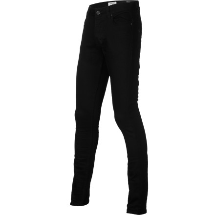 Surf The Insight City Riot Stretch Slim Denim Pant draws upon Insight's affinity for weirdness and surf fashion. Combine those elements with bold washes and a little bit of stretch  and you will stand out with fashionable flair in the streets of mediocrity. - $69.26