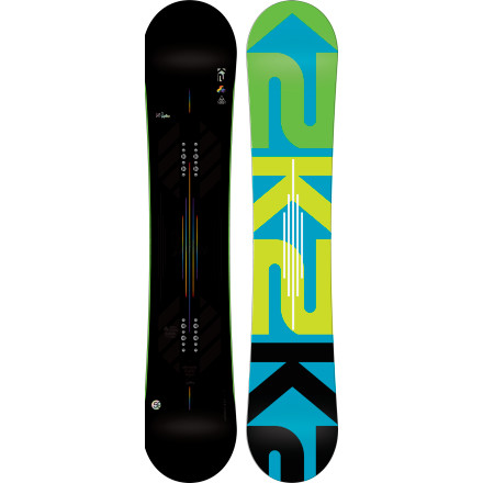 Snowboard You are a man of massive stature, and your weapon of choice is the buttery smooth, stable, and insanely poppy K2 Wide Slayblade Snowboard. As the purveyor of pain, you require a weapon that defines your style. The wide Slayblade is what you'll use to lay cuts into crisp run-ins, gash tree lines without remorse, and stomp on the backbone of the mother that breathes life into your crystallized blood. - $344.97