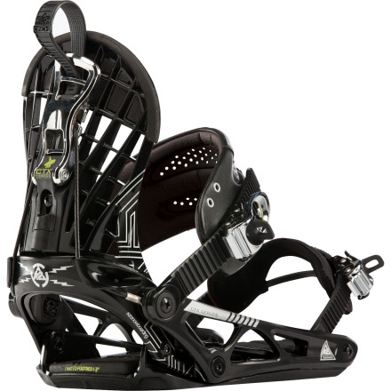 Snowboard The K2 Cinch CTX Snowboard Binding is built to conquer the entire mountain. it combines K2's best high-performance binding technology with the Cinch entry system, so you not only drop in first, you rule the slopes all the way to the lift. - $179.97