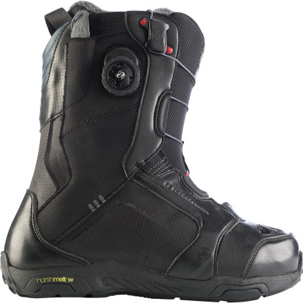 Snowboard Aggressive, high-speed freeriding requires a boot that can keep up. The K2 T1 SPDL Snowboard Boot does all that and even goes and adds a level of comfort from ENDO construction on the upper and Harshmellow dampening in the sole. - $149.98