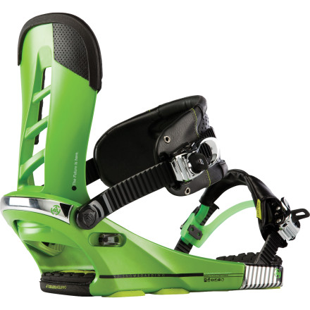 Snowboard Profit from huge smiles and high-fives as you take your bag of tricks from the park to beyond the ropes with the K2 Company Snowboard Binding. The Company's benefits include shock-absorbing and pressure relieving Harshmellow canted footbeds, a heavily cored-out RockLock highback, and the reactive yet tweakable Pro-Fection chassis. Now, that's what we call a team player. - $149.97