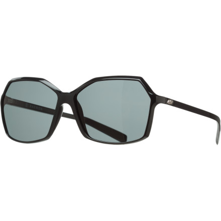 Entertainment You don't have to choose between style and performance with the Kaenon Women's Wishbone Polarized Sunglasses. The oversized frame and retro styling give it a chic look, and the polarized SR-91 lenses and Italian-made frame ensure crystal-clear vision and durability. - $228.95
