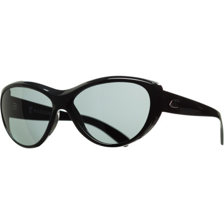 Entertainment Keep it retro this year with the Kaenon Kat-I Women's Polarized Sunglasses. Pinup girl-inspired styling gives it a look that screams classic beauty and femininity, and the lightweight TR-90 frame was made for all day comfort so you can look good from morning til the end of the day. - $153.27