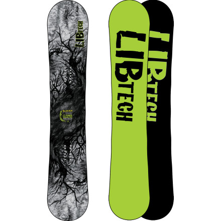 Snowboard The shred-stick of choice for the larger gentlemen on Lib Tech's team, the Skunk Ape C2BTX is back and more magical than ever thanks to new basalt-fiber-infused HP (Horsepower) construction. Lighter, damper, and more eco-friendly than traditional fiberglass-wrapped decks, this board pretty much rides like a flying unicorn combined with a magic carpet thanks to the reactive C2 profile and cutting-edge construction. - $418.17