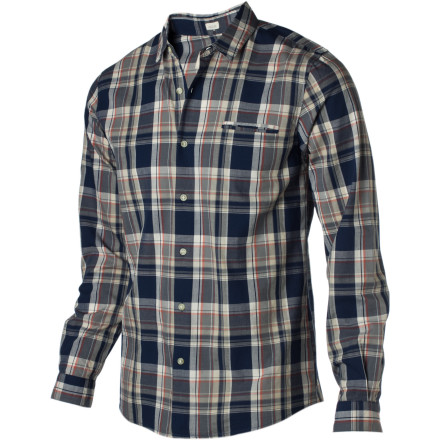 The Lifetime Hunter Long-Sleeve Shirt brings your wardrobe up to date, which is nice because before this, you were practically wearing a loincloth and carrying a spear. - $34.98