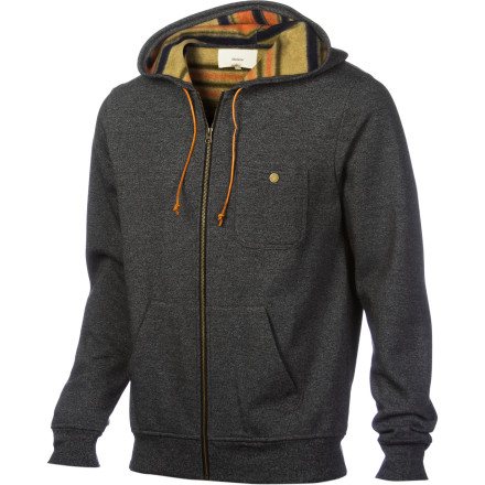 There aren't too many things that beat a classic, comfortable full-zip hoodie. The Lifetime Exile Full-Zip Hoodie is a perfect example of just how good life can be. - $103.96