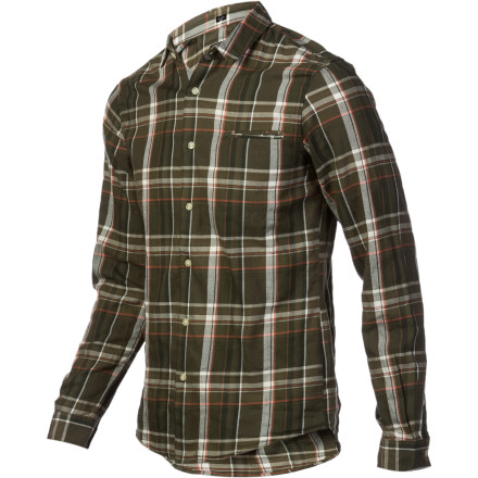 The Lifetime Hunter Long-Sleeve Shirt brings your wardrobe up to date, which is nice because before this, you were practically wearing a loincloth and carrying a spear. - $43.17