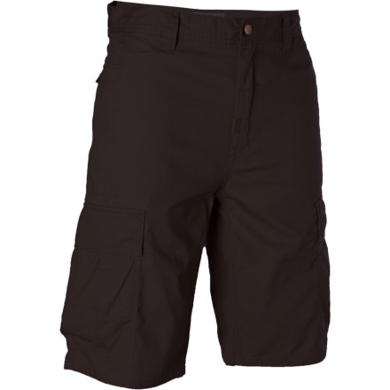 Cargo shorts will never go out of style. Which is exactly why LRG created the Core Collection Cargo Short with comfy cotton ripstop fabricand enough awesome to drown a busload of chainsaw-wielding sharks. - $41.27