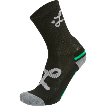 You like LRG. You also like clean socks. So why haven't you bought the LRG Crew Socks yet - $3.71
