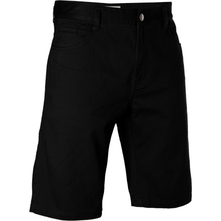 Built with super-smooth cotton and laced with a dash of stretch, the LRG Core Collection TS Chino Short shields your pasty thighs from the natural world and lends mobility in case you want to squat down and pick up a nickle from the sidewalk. - $36.37