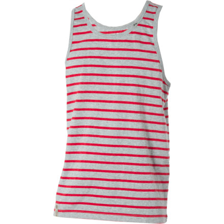 Surf It's a good thing the LRG Core Collection Striped Tank Top doesn't charge by the stripe, or else nobody would be able to afford it. - $22.36