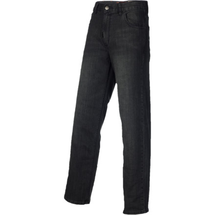 While everyone else is pinching their nuts with girl-jeans, keep it loose and laid back in the LRG Degeneration C-47 Men's Denim Pant. - $32.98