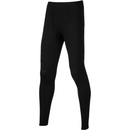 Keep your family jewels dry and cozy with the Naklin Winterweight Men's Bottoms. It's made from a merino wool and polyester blend that wicks away sweat and regulates temperature to keep things from getting swampy down there. Plus, merino wool has natural anti-microbial properties so they don't get funky after one day of riding. - $47.37