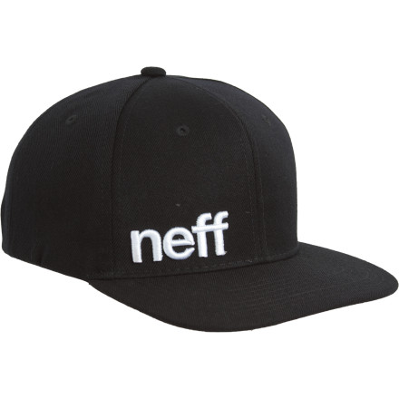 Entertainment A touch of wool makes the Neff Daily Hat more gangster than a flock of sheep with platinum encrusted grills. Sheep teeth, that's where the future of jewelry is headed. Sorry, we got off topic: just toss on this fine-fitted flat-brim and hit the street with some swagger ... but maybe not as much swagger as those iced-out ovines. - $13.97