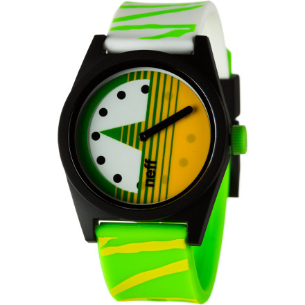 Entertainment 1992 called. They want the Neff Daily Wild Watch back. We told them it might be a while. - $34.95