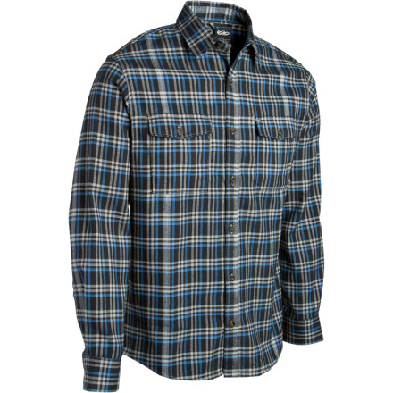 Skateboard The Nike 6.0 Road Dog Flannel Shirt does that whole 'ruggedly handsome' thing without lifting a fingeror swinging an axe. Plus, it's a lot softer and nicer-smelling than a real-life lumberjack. - $35.97