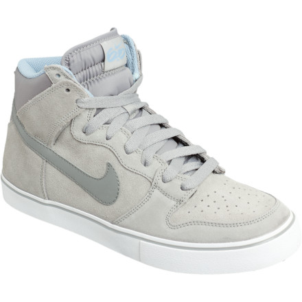 Skateboard With a superb fit and skate-specific padding and protection, the Nike Dunk High LR Skate Shoe is ready to kill itwhether you're pushing wood or just lurking on the town. - $70.36