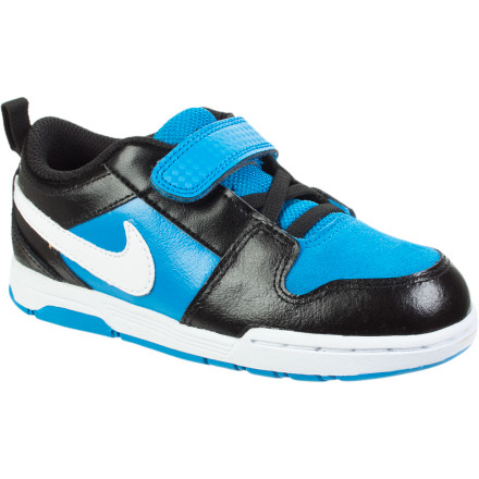 Skateboard Your little one will get learned in the ways of rad while remaining comfortable in the Nike Boys' Mogan 3 Toddler Skate Shoe. - $18.98
