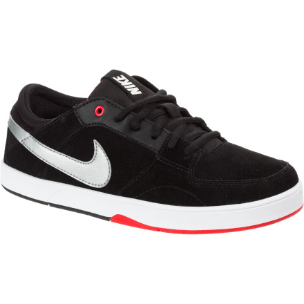 Skateboard The Nike Boys' Mavrk 3 Skate Shoe is the third generation of what has become a legendary sneaker, sized just right for the next generation of movers and shakers. Durability remains the Mavrk 3's main attribute, with the outstanding comfort of the Phylon midsole a close second. - $31.17
