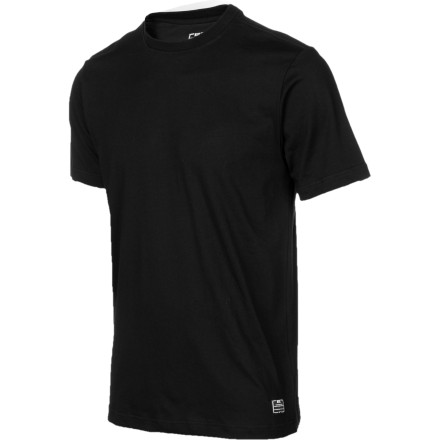 Skateboard Cotton tees got you down Get right with the Nike Crew Dri-Fit T-Shirt. - $27.95