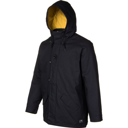 Skateboard Get yourself set for winter with the Nike Fishtail 3N1 Men's Parka. When autumn chill starts to set in, throw on either the heavy-duty cotton outer jacket, or the lightweight insulated inner jacket, then combine the two for ultimate warmth when temps really start to plummet in the dead of winter. - $199.96