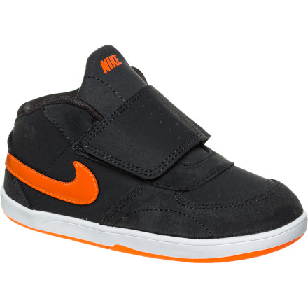 Skateboard Keep your kid stomping in style with the Nike Mavrk Mid 3 SMS Skate Shoe. - $35.96