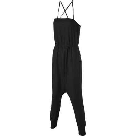 Hunting Reach for the Nikita Women's Bird Jumpsuit when you need to pull out your wardrobe's big guns. This jumpsuit gives you a bold, sexy silhouette and fashion-forward style. The ahead-of-trend beauty of this piece can take you from the background to center stage. - $44.98