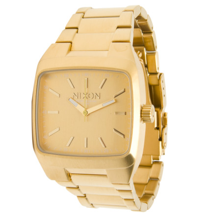 Entertainment Your watch says a lot about you. The Nixon Manual II Watch lets people know that you value quality and style without being pretentious or ostentatious. Adding a great watch to whatever you're wearing finishes your look just like signing your name finishes a letter. - $103.95