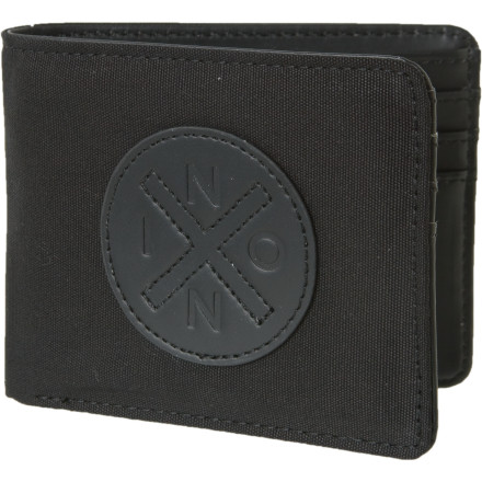 Entertainment Vegan-friendly construction, a low-profile design, and Nixon's attention to details make the Cooper Bi-Fold Wallet a nice fit for you and your hard-earned cash. - $12.48