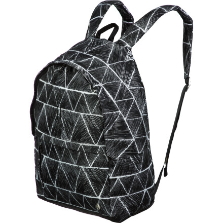 Camp and Hike The Nixon Excursion Backpack is a clean and simple everyday pack perfect for school or work. It has an easy-access main compartment for your books and papers, a front pocket for accessories, and a media pocket so you have tunes to drown out the professor in that one really boring class. You know the one. - $29.97