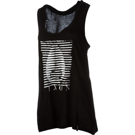 Surf The result of hasty decisions are easier to overlook when you're easier to look at. The Nixon Women's Haste Tank Top is for the clumsy, ambitious, (sometimes) aggressive, but always fashionable. - $35.96