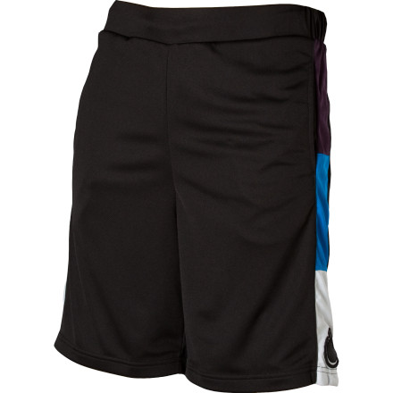 If you were a seven-footer from Eastern Europe, then we wouldn't need to suggest the Nomis Men's Ballin' Short for you. Instead, you're an average-sized guy who rides on hardwood, but you can still cover your balls as live out your own dream on asphalt. - $15.73