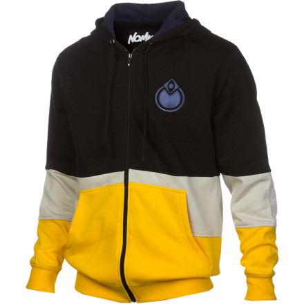 The Nomis Era Full-Zip Hoodie may go down in history as the hoodiest hoodie ever in the history of hoodie-dom. Cool story, right - $55.96