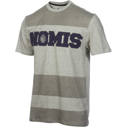 The pizza guy. Your uncle. The cabbie. The cop who busted you. Lots of guys are named Tony. Think of the Nomis Men's Tony T-Shirt as a tribute to all of them. - $20.97