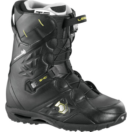 Snowboard Become a bigger legend than Sasquatch in the Northwave Legend SL Men's Snowboard Boot. The 540 Heel Retention System and TF2 liner keep your heel locked down and your foot stable for superior response and reduced fatigue, so you have complete control and total comfort on long days at the resort and intense backcountry missions. - $119.97