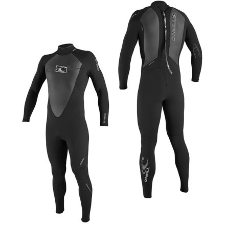 Surf If you could choose only one tool to build a surf lifestyle, then we suggest the O'Neill Men's Hammer Full 3/2 Wetsuit. This cost-effective, ultra-stretchy, suit for surfing or even wakeboarding is good for just about any water temp. - $124.95
